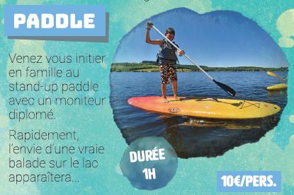 Paddle